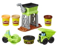 Play-Doh: Wheels - Gravel Yard Construction Set