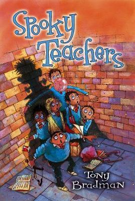 Spooky Teachers by Tony Bradman image