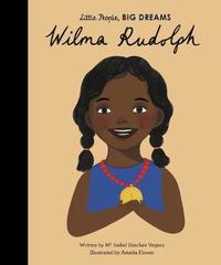 Wilma Rudolph by Isabel Sanchez Vegara