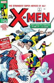 X-Men - #1 (Facsimile Edition) by Stan Lee