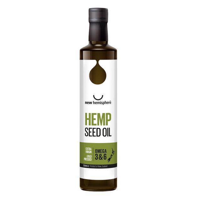 New Hemisphere Hemp Seed Oil (250ml)