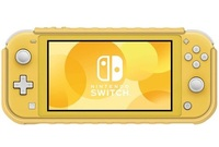 Switch Lite Hybrid System Armor (Yellow) by Hori for Switch