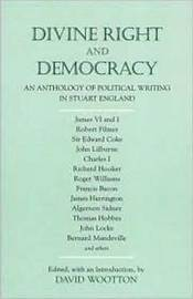 Divine Right and Democracy by David Wootton image