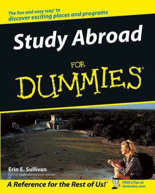 Study Abroad for Dummies by Erin Sullivan image