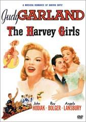 The Harvey Girls on DVD