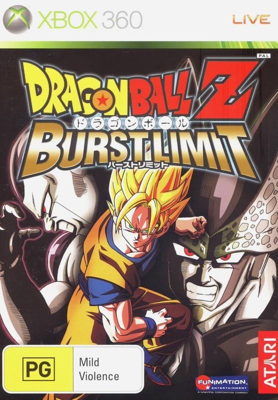 Dragon Ball Z: Burst Limit for Xbox 360