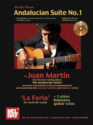 Andalucian Suite: No. 1 by Juan Martin