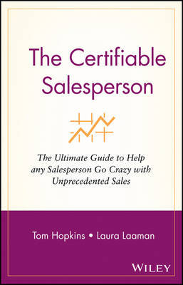 The Certifiable Salesperson by Tom Hopkins image