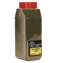 Woodland Scenics Blended Turf Earth Blend Shaker