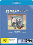 Regular Show - The Complete 1st & 2nd Seasons on Blu-ray