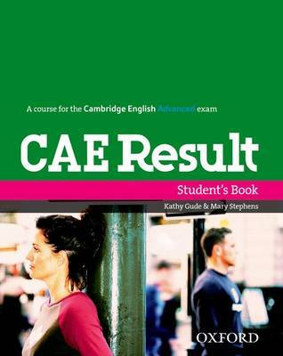 CAE Result: Student's Book by Paul A. Davies image