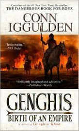Genghis: Birth of an Empire by Conn Iggulden image