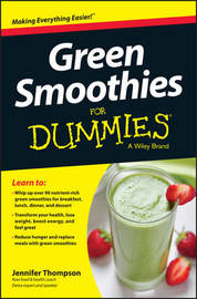 Green Smoothies For Dummies by Consumer Dummies