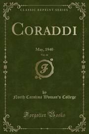 Coraddi, Vol. 44 by North Carolina Woman's College image