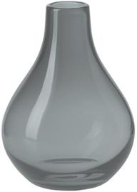Krosno Sashay Bulb Vase - Smoke (18cm)