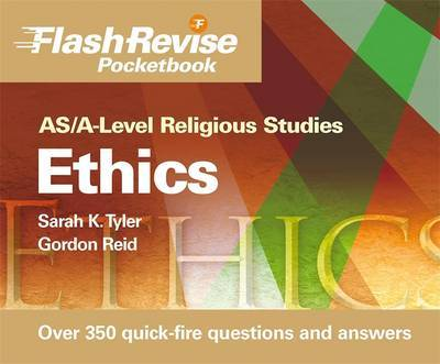 AS/A-level Religious Studies by Sarah K Tyler image