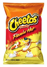 Cheetos Flamin' Hot 92.1g image