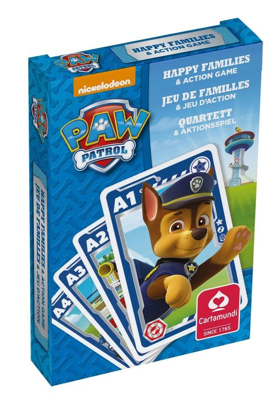 Paw Patrol: Happy Families - Card Game