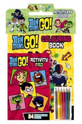 DC Teen Titans Go! Activity Bag image