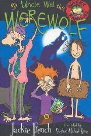 My Uncle Wal The Werewolf by Jackie French image