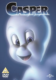Casper on DVD image