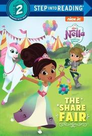 The Share Fair (Nella the Princess Knight) by Delphine Finnegan