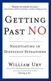 Getting Past No by William Ury