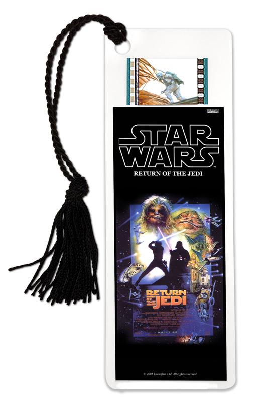 FilmCells: Film Cell Bookmark - Star Wars VI (Return Of The Jedi)