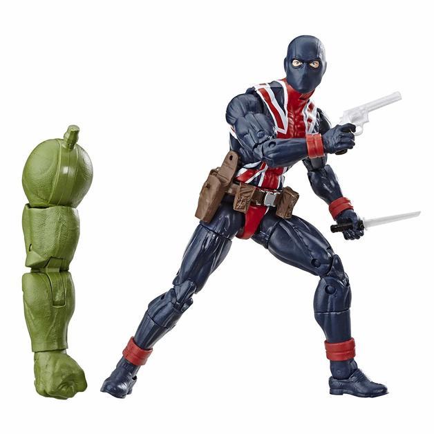 """Marvel Legends: Union Jack - 6"""" Action Figure"""