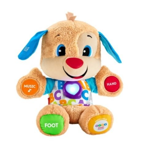 Fisher-Price: Laugh & Learn - Smart Stages Puppy