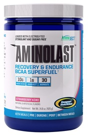 Gaspari Nutrition Aminolast - Strawberry Kiwi (30 servings)