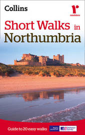Short Walks in Northumbria by Collins Maps