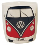 Volkswagen: VW Mug - Red/Black