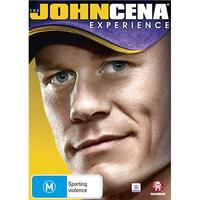 WWE: The John Cena Experience on DVD