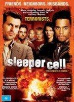 Sleeper Cell Series 1 (4 Disc Slimline Set) on DVD