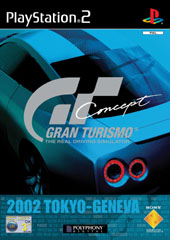Gran Turismo Concept for PS2