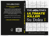 The Times Ultimate Killer Su Doku by The Times Mind Games
