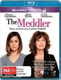 The Meddler on Blu-ray