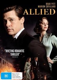 Allied DVD