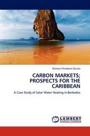 Carbon Markets; Prospects for the Caribbean by Dickson Chiedozie Osuala image