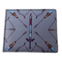 Nintendo: Zelda Sword & Arrow - Bi-Fold Wallet