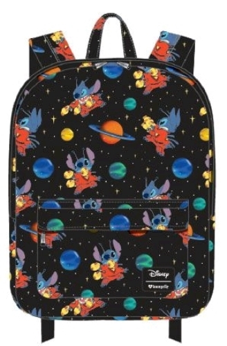 6b825ebcc8d Loungefly  Lilo   Stitch - Space Backpack image