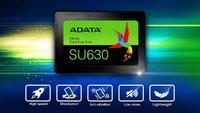 """240GB SSD ADATA SU630 Ultimate SATA 3 2.5"""" 3D NAND QLC image"""
