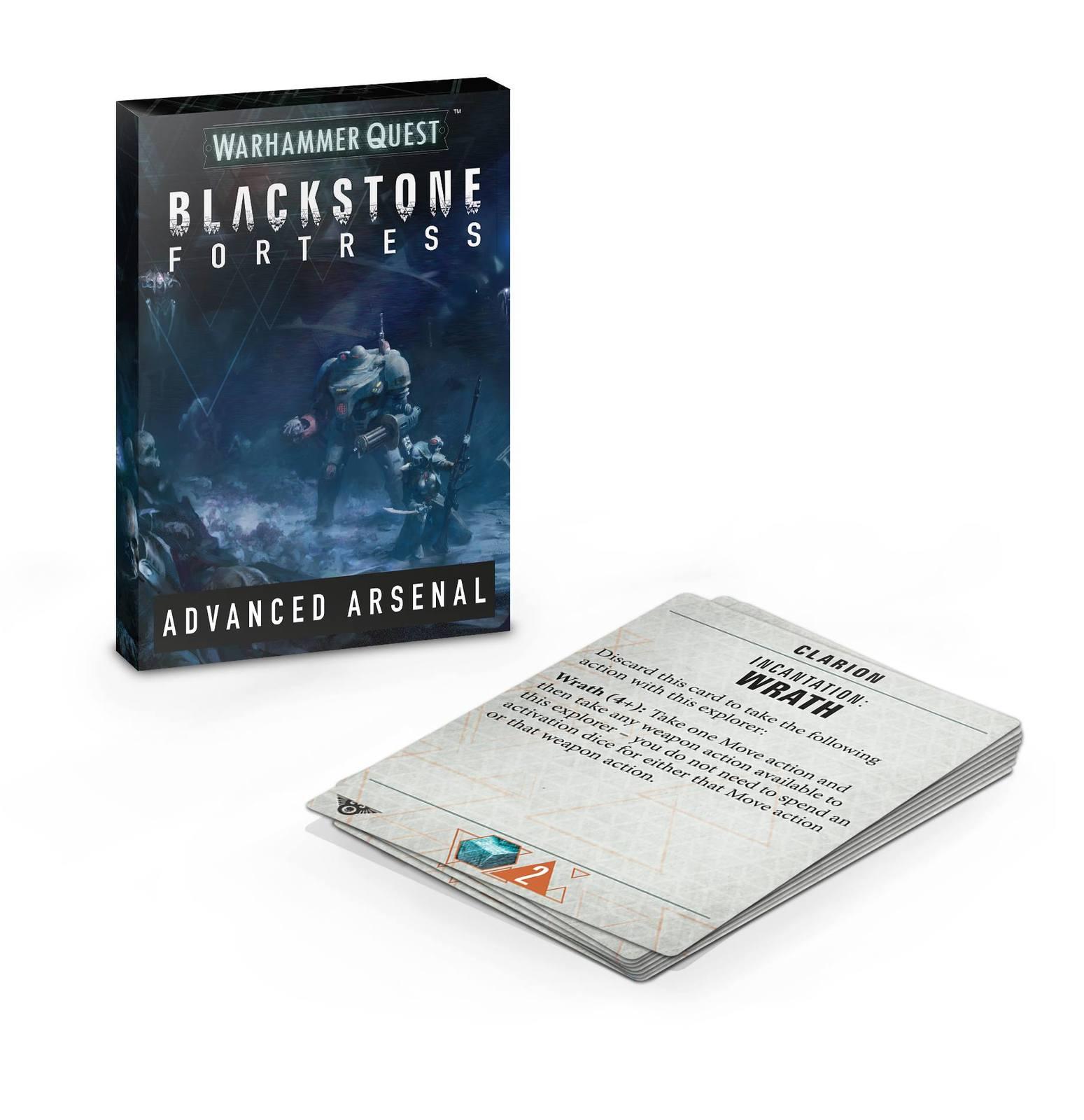 Blackstone Fortress: Advanced Arsenal image