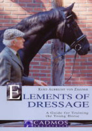 The Elements of Dressage by Kurd Albrecht von Ziegner image