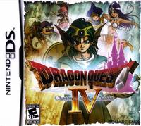 Dragon Quest IV: The Chapters of the Chosen for Nintendo DS