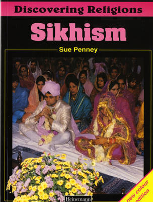 Discovering Religions: Sikhism Core Student Book by Sue Penney image