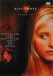 Buffy Season 2 - Disc 3 on DVD