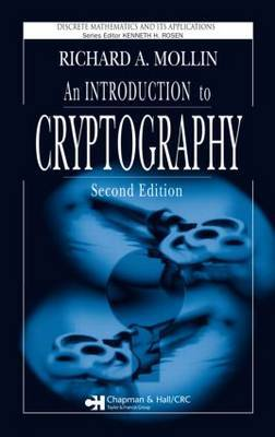 An Introduction to Cryptography, Second Edition by Richard A. Mollin image