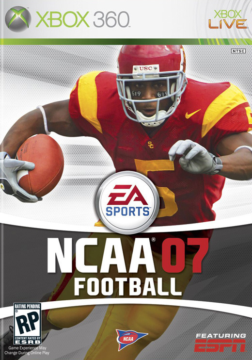 NCAA Football 07 for Xbox 360